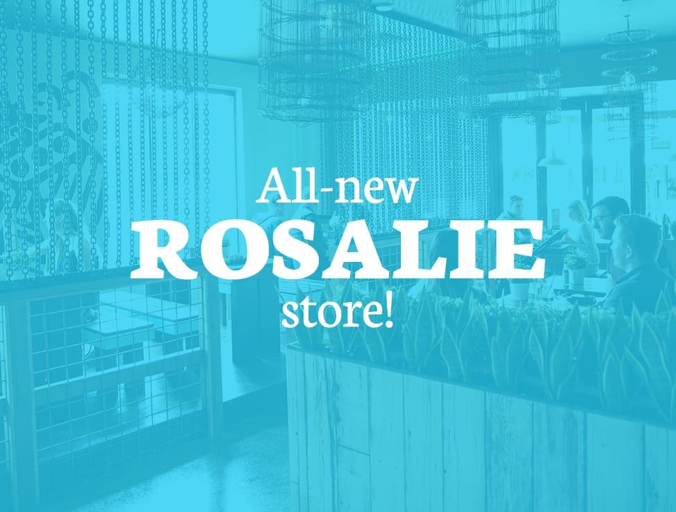 all new rosalie